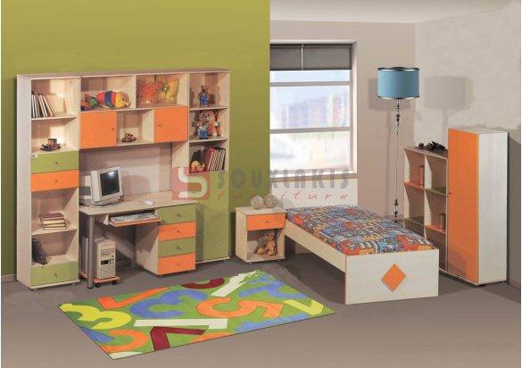 Παιδικά δωμάτια σετ economy 0358d362bab